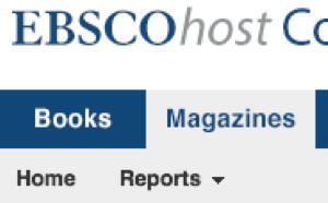 Ebsco Collection Manager